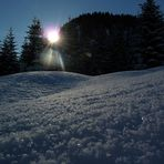 "*""Winterzauber bei Tannheim in Tirol 2"""