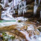 Winterzauber im Erlenbacher Tobel!