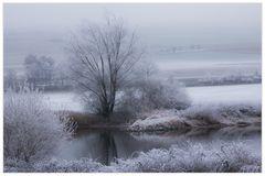 """Winterzauber... - ...oder: Ansichtskarte """"Winter in der Rühler Schweiz"""""""