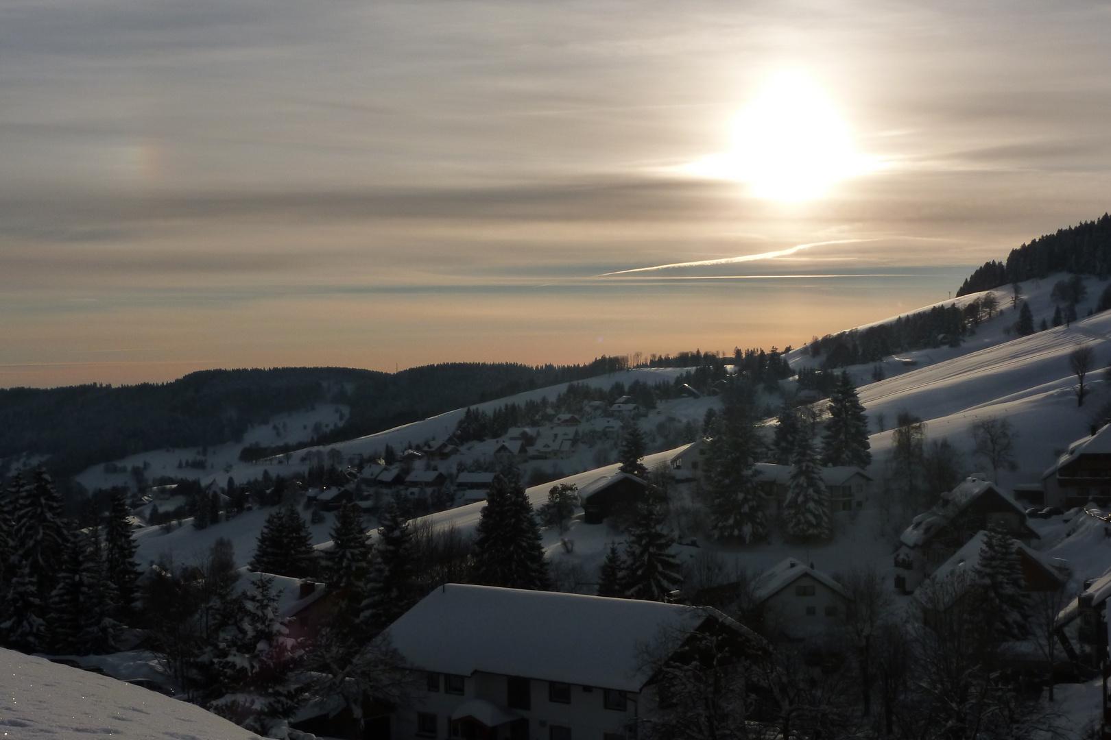 Winterzauber Todtnauberg