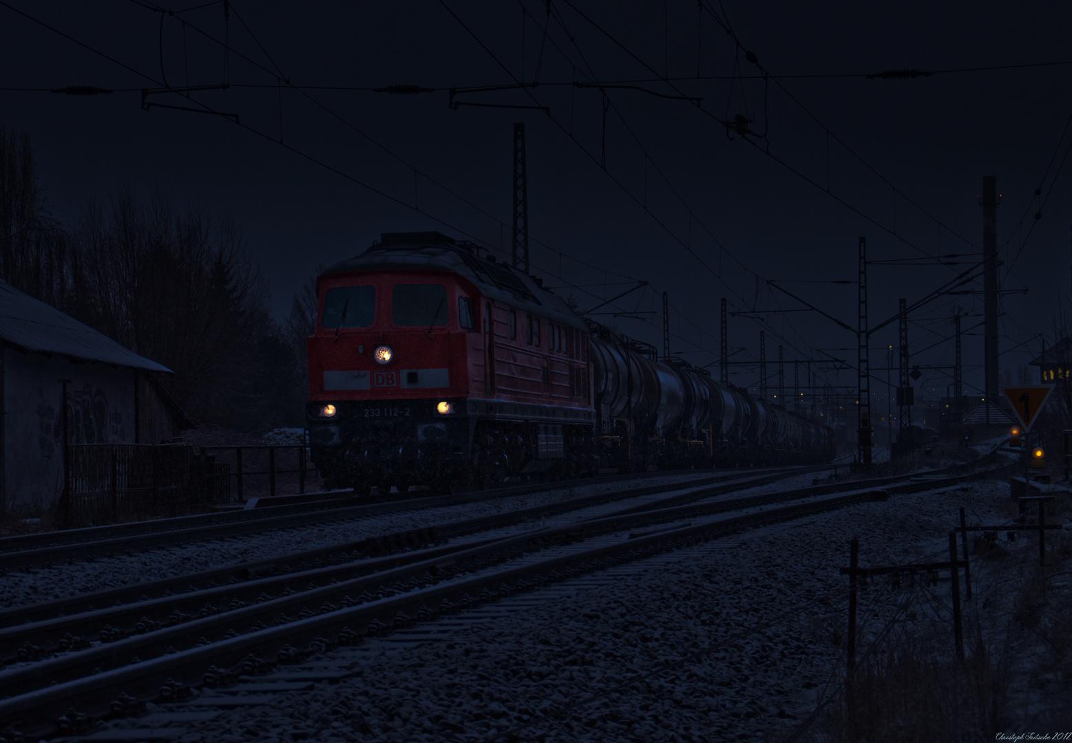 Winterzeit, dunkle Zeit....