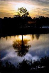 winton woods sunrise