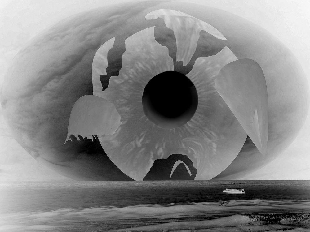 Wintry eye