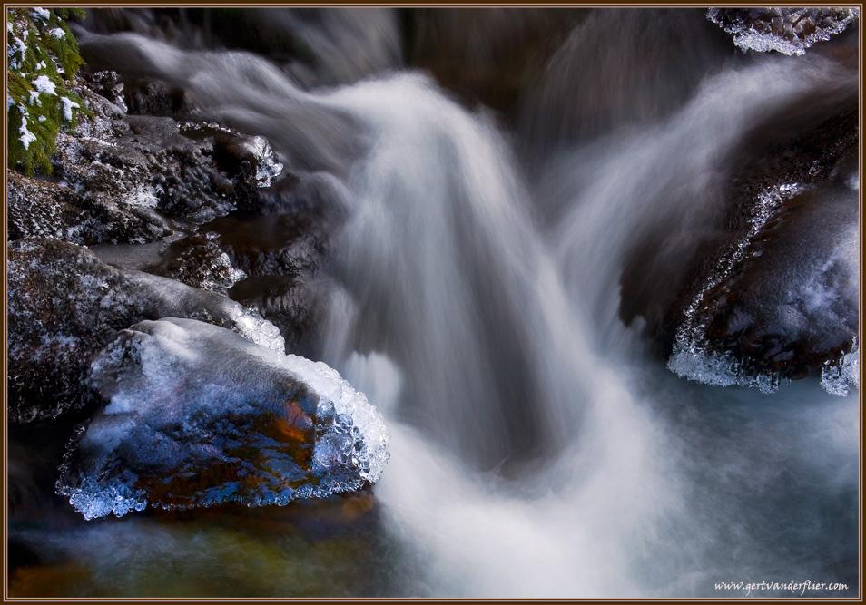 Wintry water II