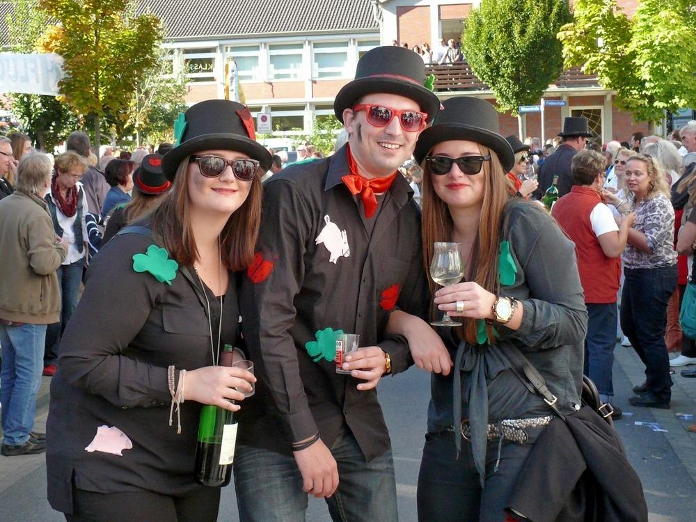 Winzerfest in Dernau 2012
