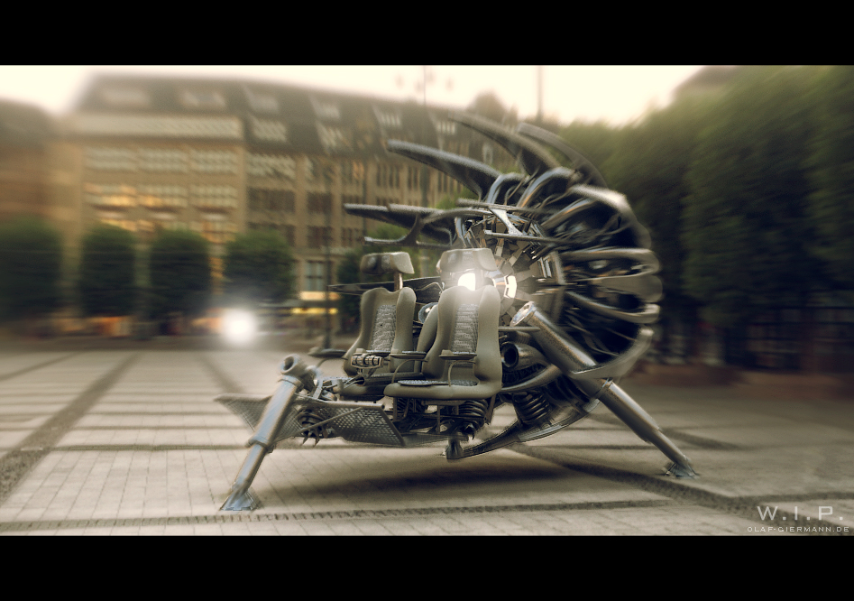 W.I.P.: Zeitmaschine