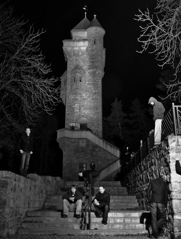 Wir der Turm