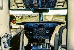 Wir fliegen von Gatow