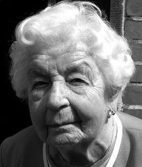 Wir freuen uns auf ihren 101 Geburtstag