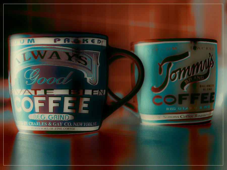 wir lieben kaffee.....aber auch tee