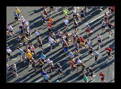 Wir schaffen das!!! - Berlin Marathon 2006 (II)