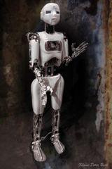 Wir sind die Roboter.......