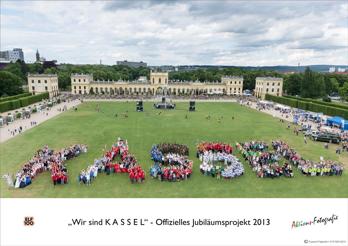 Wir sind Kassel