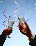 Wir wünschen Euch viel Gesundheit und einen Guten Rutsch ins Jahr 2016