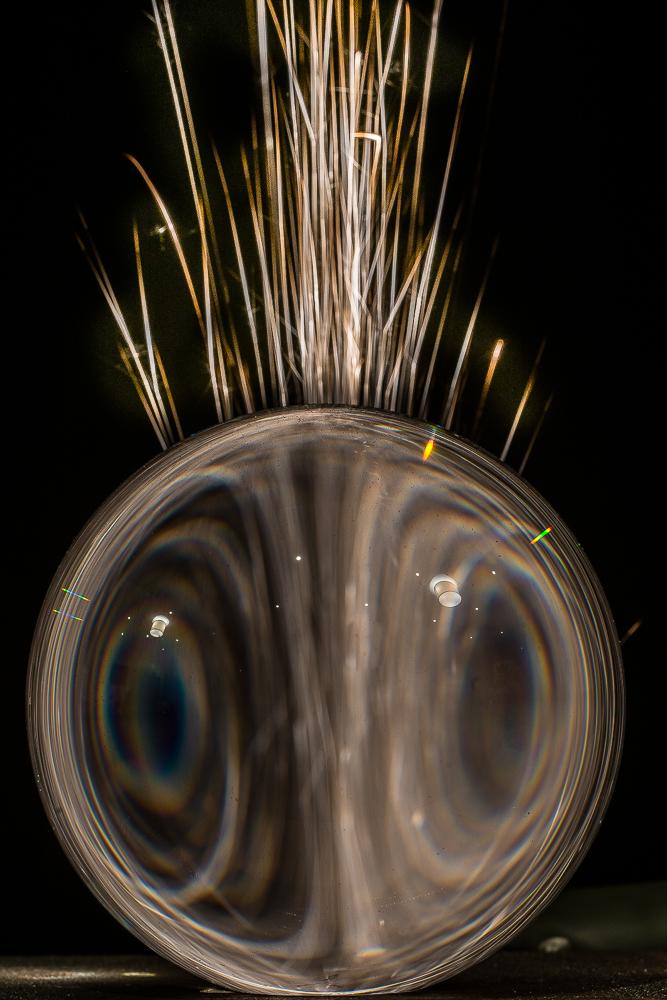 Wirbel in der Kristallkugel