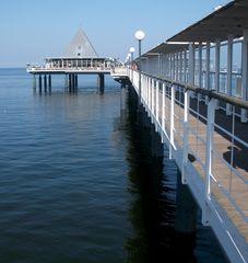 Wird die neue Travemünder Seebrücke so schön wie die Usedomer? :)