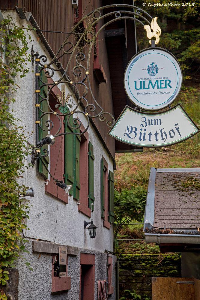 Wirtshaus Zum Bütthof