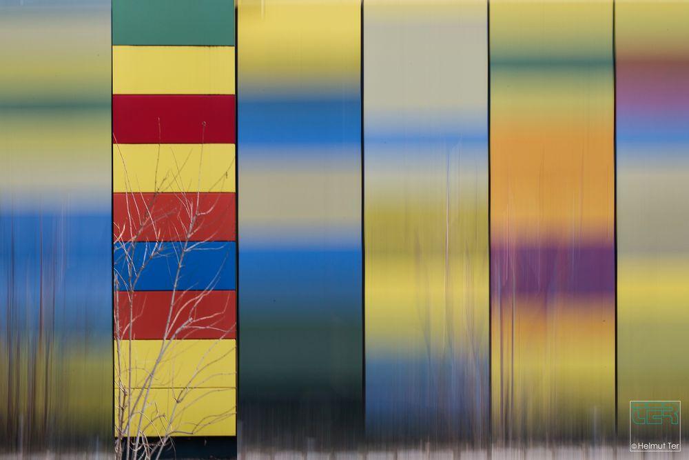Wischiwaschi - Bild einer Fassade