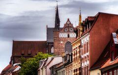 Wismar... #04 - Dachansicht