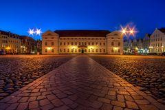 Wismar Rathaus