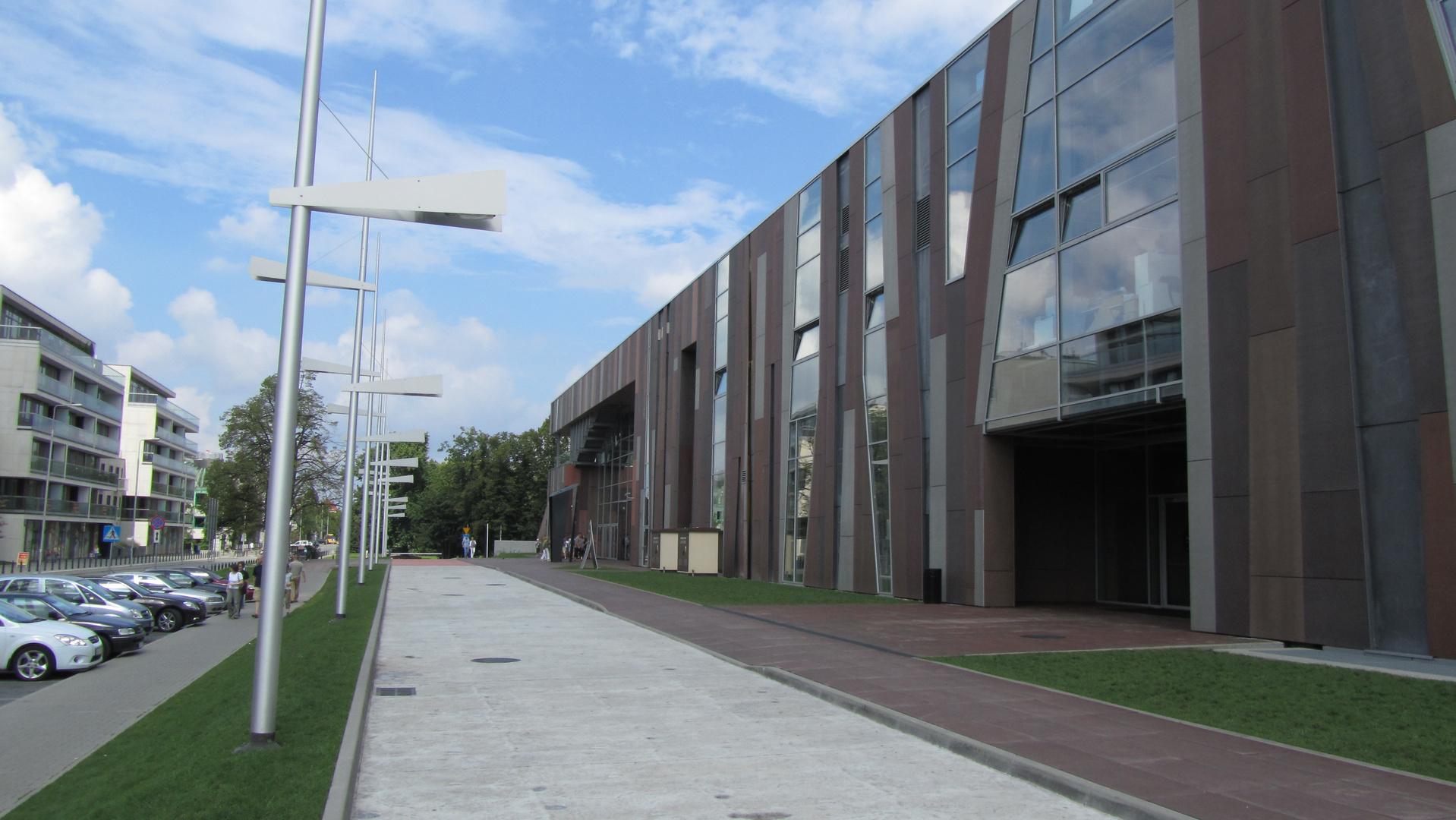 Wissenschaftszentrum Kopernik in Warschau
