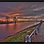 Wittenberge an der Elbe