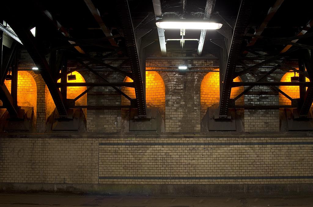 Wittener Stadteingang - neu beleuchtet