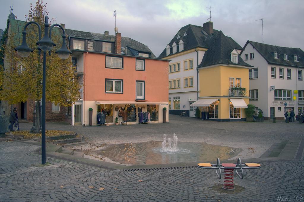 Wittlich eine kleine Stadt bei Trier