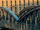 Wiwili-Brücke am Hauptbahnhof Freiburg