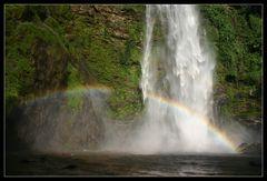 ... Wli Waterfall, Ghana ...