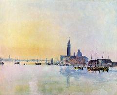 Wlliam Turner Venedig, San Giorgio