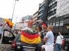 WM 2002 - Berlin feiert den Vizeweltmeister