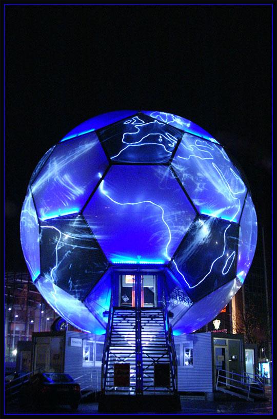 WM Fußball in DO