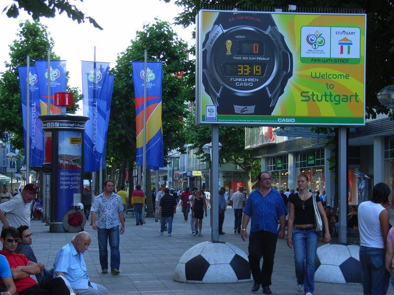 WM Impressionen in Stuttgart 4