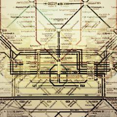 Wo alle Wege nach Rom führen das ist ein Labyrinth.. .