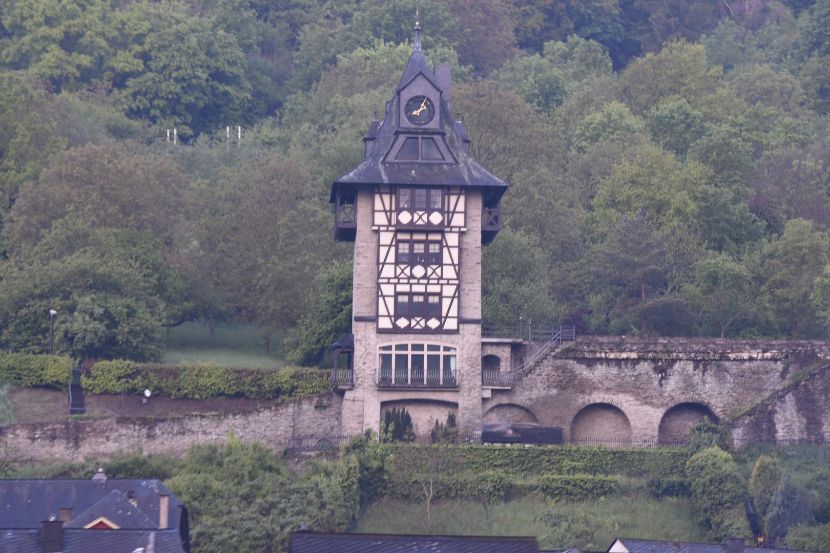 Wo befindet sich dieser Turm?