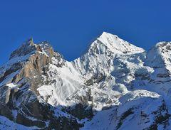 Wo Berge sich erheben!