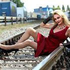 Wo bleibt nur der Zug?