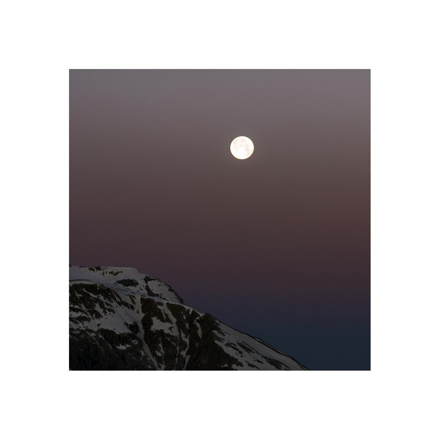 wo der Mond...
