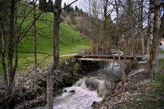 Wo der Wildbach rauscht  -Itter - Tirol  -
