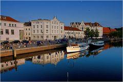 Wo die Hafen - und Kanalrundfahrten enden