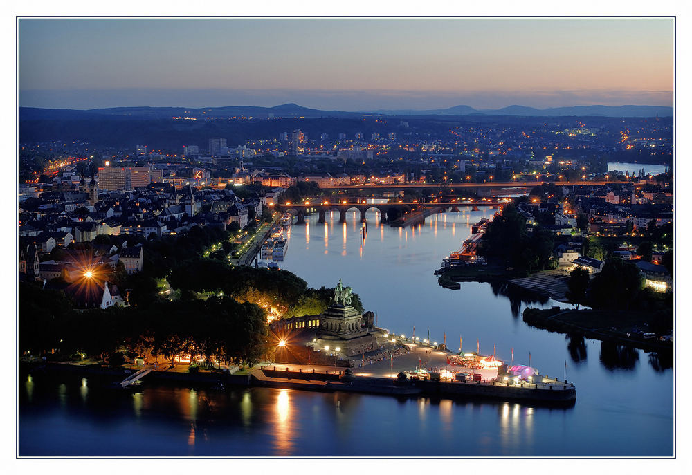 Wo die Mosel in den Rhein fließt (2)