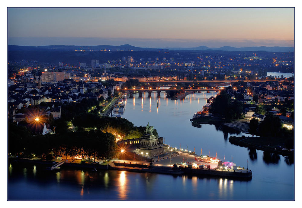 Wo die Mosel in den Rhein fließt (3)