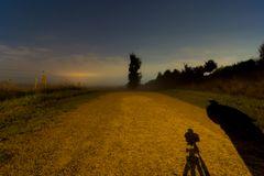 Wo ein Weg ist, ist auch ein Mann mit seiner Kamera