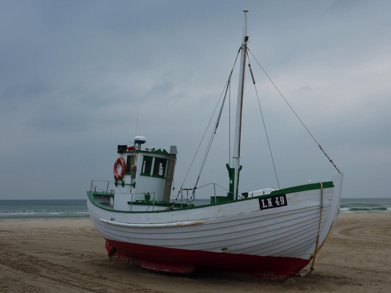 Wo ist der Bootsmann???