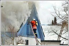 Wo ist der Brandherd!