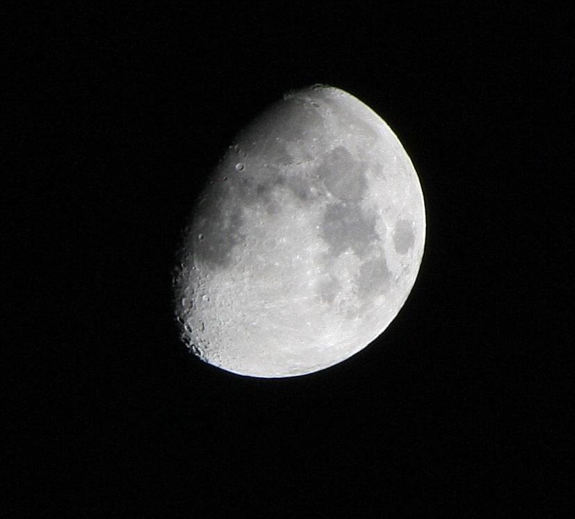 Wo ist der Mann im Mond