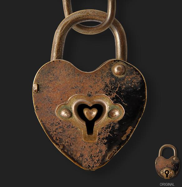 Wo ist der Schlüssel zu meinem Herzen?