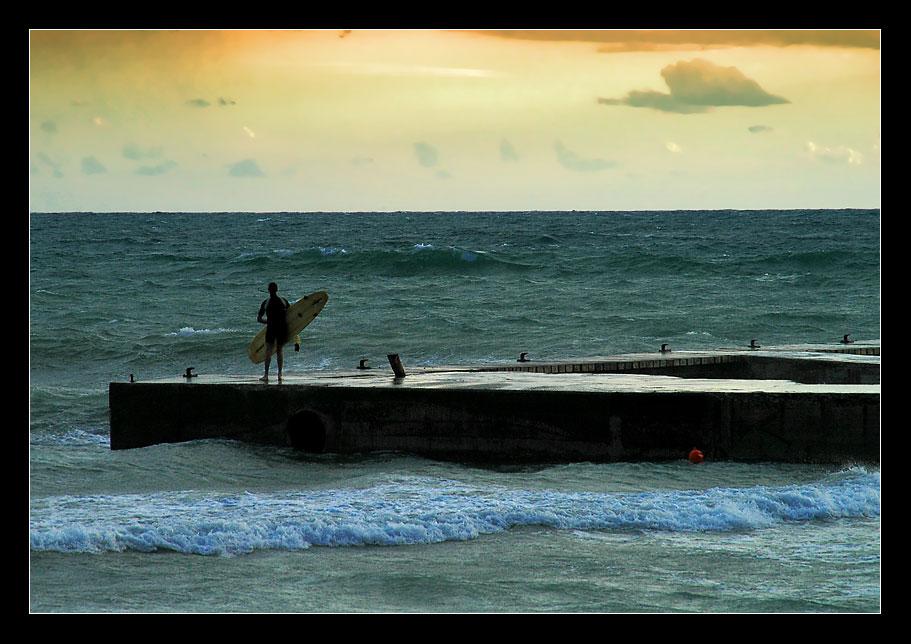 Wo ist die perfekte Welle...?