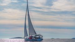 Wo man segeln kann, muss man nicht rudern
